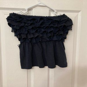 Gilly Hicks tube top Size L